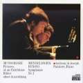 Mussorgsky/Mendelssohn: Works for two pianos