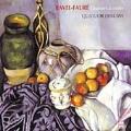 Faure; Ravel: String Quartets