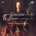 Giustini da Pistoia: 12 Sonate da Cimbalo di Piano e Forte
