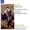 Elisabetta Brusa: Orchestral Works Vol.3 - Symphony No.1, Merlin-Symphonic Poem