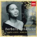 Negro Spirituals / Barbara Hendricks(S), Dmitri Alexeev(p), Moses Hogan Singers