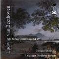 Beethoven: String Quintets Op.4, Op.29