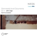 Darmstadt Aural Documents Box 2 - John Cage - Communication