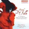 Falla: Love the Magician, Nights in the Gardens of Spain, Interlude & Spanish Dance