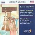 D.Diamond: Ahava, Music for Prayer