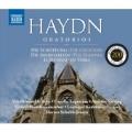 Haydn: Oratorios - The Creation, The Seasons, Il Ritorno di Tobia / Andreas Spering, Vokal Ensemble Koln, Morten Schuldt-Jensen, Leipzig Chamber Orchestra, etc