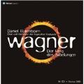 Wagner: Der Ring des Nibelungen / John Tomlinson(Br), Siegfried Jerusalem(T), Anne Evans(S), Daniel Barenboim(cond), Bavarian Festival Orchestra, etc  [14CD+DVD]