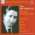 John McCormack - Acoustic Recordings 1918-1920