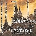 Draeseke, Schumann / Gronostay, Netherlands Chamber Choir