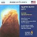American Classics - M.D. Levy: Masada, etc / Levi, Troxell