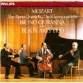 Mozart: Piano Quartets No.1 & 2