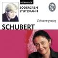 Schubert: Schwanengesang, 5 Lieder (6/2005) / Nathalie Stutzmann(A), Inger Sodergren(p)