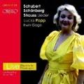 Lucia Popp - Lieder by Schubert, R.Strauss & Schoenberg