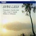FINLANDIA/TAPIOLA/KARELIA/ETC:SIBELIUS