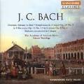 Classics - J.C. Bach: Symphonies, etc / Standage, AAM