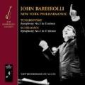 Barbirolli conducts Tchaikovsky and Schumann