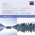 Grieg: Peer Gynt Experts, Piano Concerto in D Minor, Symphony in C Minor