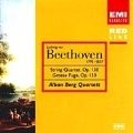 BEETHOVEN:STRING QUARTET NO.13/GROSSE FUGE:ABQ