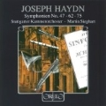 Haydn: Symphonies Nos 47, 62 and 75