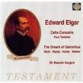 エルガー: ジェロンティアスの夢、チェロ協奏曲