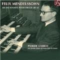 Mendelssohn: Les Six Sonates pour Orgue (The Six Sonatas for Organ) Op.65
