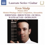 エレン・シュアルプ/Eren Sualp - Winner 2014 - Michele Pittaluga Guitar Competition, Alessandria[8573487]