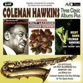 Coleman Hawkins/Three Classic Albums... Plus[AMSC1025]
