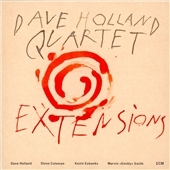 Dave Holland Quartet/Extensions[1775842]