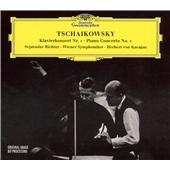 ベルリン・フィルハーモニー管弦楽団/Tchaikovsky: Piano Concerto No.1 Op.23 (10/1962), Variations on a Rococo Theme Op.33 (9/1968) / Herbert von Karajan(cond), BPO, etc[4777158]