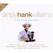 Simply Hank Williams CD