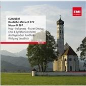 ヴォルフガング・サヴァリッシュ/Schubert: Deutsche Messe D.872, Messe D.167[CDZW2322832]