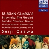 Russian Orchestral Works