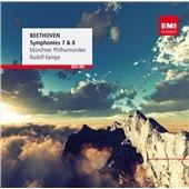 ルドルフ・ケンペ/Beethoven: Symphony No.7 &No.8[9992322842]