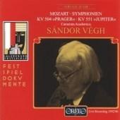 カメラータ・ザルツブルク/Mozart: Symphonies Nos 25, 38 &41[C486981DR]