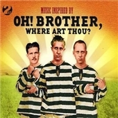 Music Inspired by Oh! Brother, Where Art Thou? CD