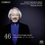 J.S.Bach: Cantatas Vol.46 - No.17, No.19, No.45, No.102
