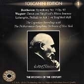 Records of the Century - Toscanini Edition Vol 1