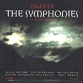 Mahler : Symphonies nos 1-10 / Ozawa, Berlin SO, etc