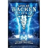 Live at Wacken 2015 (26 Years Louder Than Hell) [2DVD+2CD] DVD