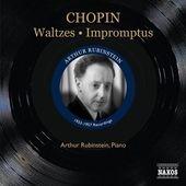アルトゥール・ルービンシュタイン/Chopin: Waltzes No.1-No.14, Impromptus No.1-No.4[8111365]