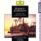 Rimsky-Korsakov: Scheherazade; Capriccio espagnol