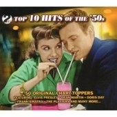 Top 10 Hits of the '50s : 50 Original Chart Toppers[NOT2CD206]