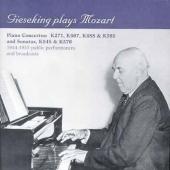 Gieseking plays Mozart - Piano Concertos and Sonatas