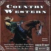 Country & Western: 10-CD Wallet Box CD