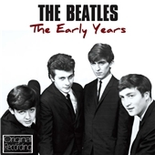 Early Years: The Beatles CD