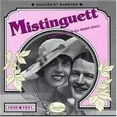 Mistinguett 1920-1931