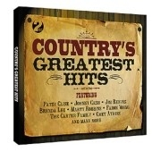 Country's Greatest Hits CD