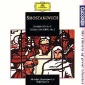 Classikon  Shostakovich: Symphony no 5 / Rostropovich, Ozawai