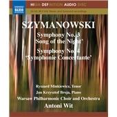 Szymanowski: Symphonies No.3, No.4