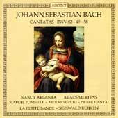 ナンシー・アージェンタ/Bach: Cantatas
